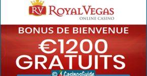 Casino Royal Vegas, le seul Microgaming qui dispose de plus de 700 jeux.