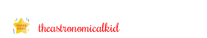 theastronomicalkid.com